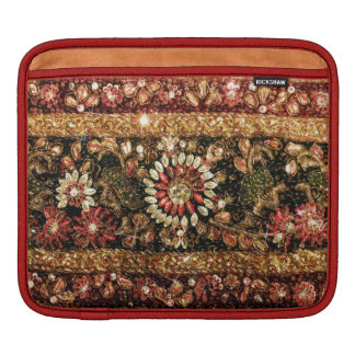 Beaded Indian Saree Photo Sleeves For iPads