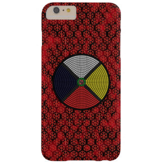 Beaded Medicine Wheel Barely There iPhone 6 Plus Case