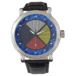 Beaded Medicine Wheel Wrist Watches