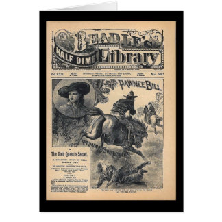 Beadles Half Dime Library Vol XXII No 560 1888 Card