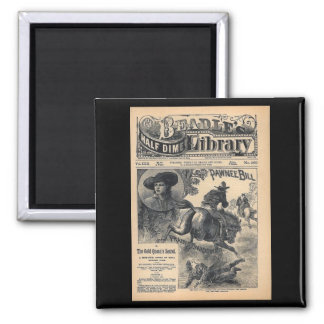 Beadles Half Dime Library Vol XXII No 560 1888 Magnet