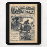 Beadles Half Dime Library Vol XXII No 560 1888 Mousepads