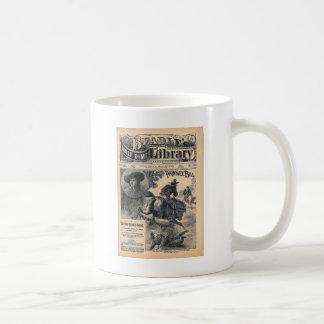 Beadles Half Dime Library Vol XXII No 560 1888 Classic White Coffee Mug