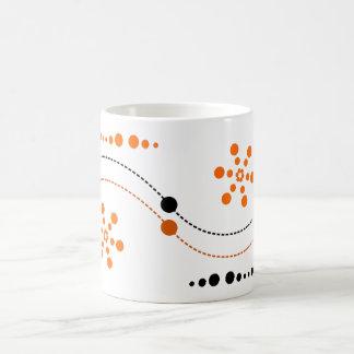 Beads and coffee coffee mug