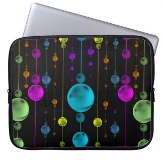 Beads Laptop Computer Sleeve