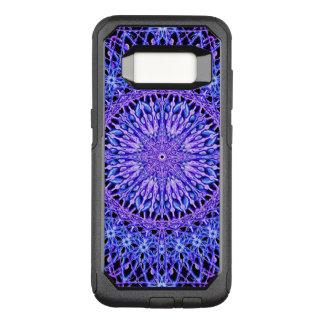 Beads of Light Mandala OtterBox Commuter Samsung Galaxy S8 Case
