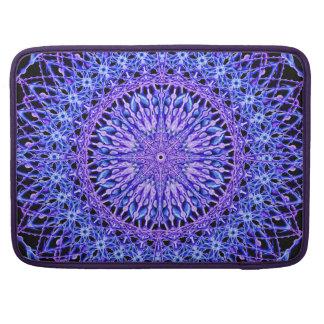Beads of Light Mandala Sleeve For MacBook Pro