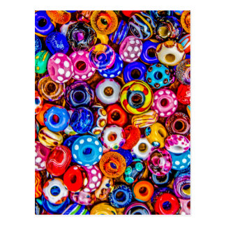 Beads Post Cards