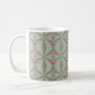 Beads & Satin Coffee Mug