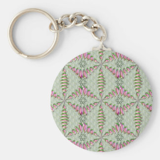 Beads & Satin Keychains
