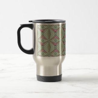 Beads & Satin Travel Mug