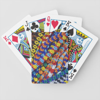 Beadwork, Melmoth, Kwazulu-Natal, South Africa Bicycle Playing Cards