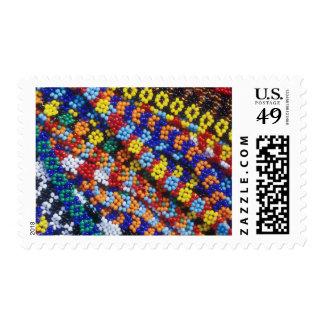 Beadwork, Melmoth, Kwazulu-Natal, South Africa Stamps