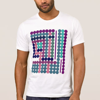Beadwork Pattern Design #2 T-Shirt