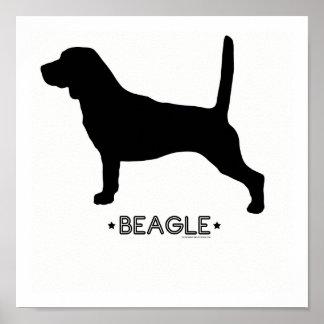Beagl Print