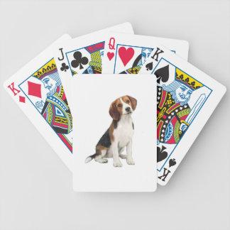 Beagle #1 - A Baraja Cartas De Poker