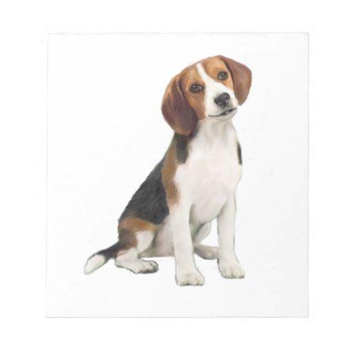 Beagle #1 - A Bloc De Papel