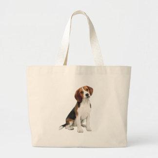 Beagle #1 - A Large Tote Bag
