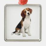 Beagle #1 - A Ornaments Para Arbol De Navidad