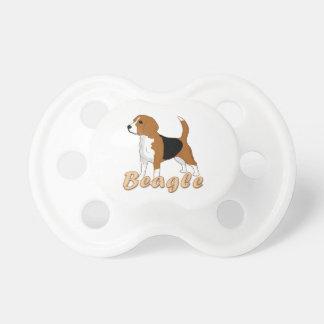 Beagle 1 pacifier