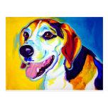 Beagle #1 post cards