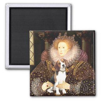 Beagle 1 - Queen Elizabeth I Magnet