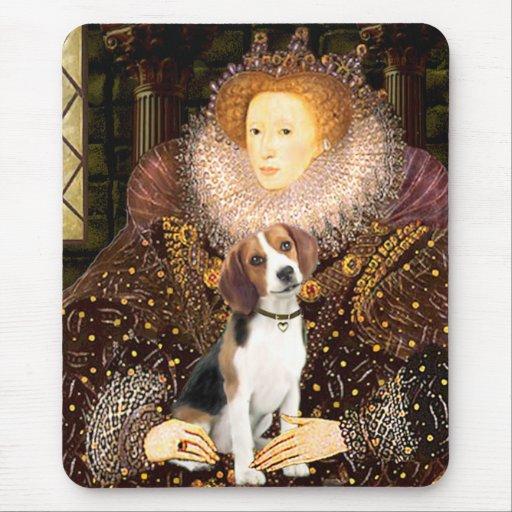 Beagle 1 - Reina Elizabeth I Tapetes De Ratones