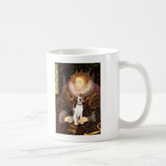 Beagle 1 - Reina Elizabeth I Taza De Café