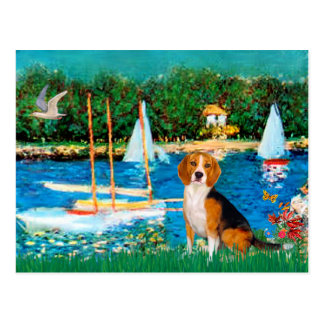 Beagle 1 - Veleros Postales