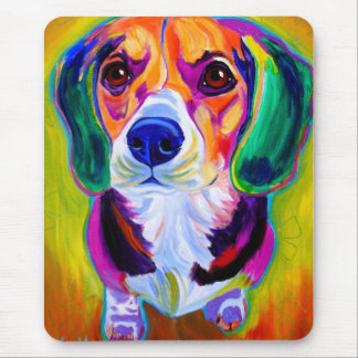 Beagle #2 mouse pad