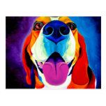 Beagle #3 post card
