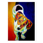 Beagle #4 postcard