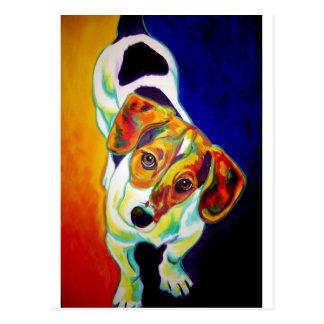 Beagle #4 postales