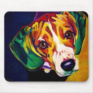 Beagle #5 tapete de ratones