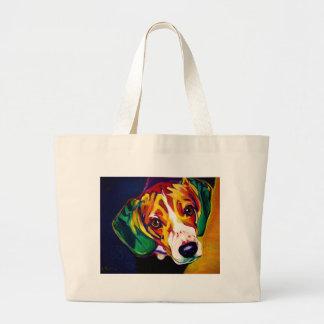 Beagle #5 tote bag