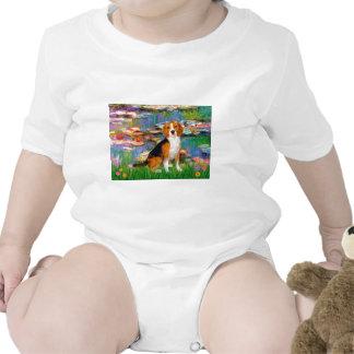 Beagle 7 - Lirios 2 Traje De Bebé