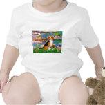 Beagle 7 - Lirios 2 Trajes De Bebé