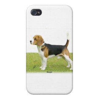 Beagle 9J27D-02 iPhone 4/4S Cases