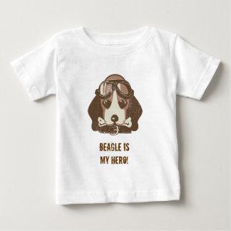 Beagle ace [editable] baby T-Shirt