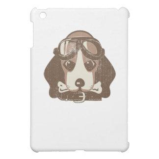 Beagle ace [editable] iPad mini case