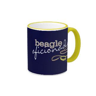 Beagle Aficionado Mug