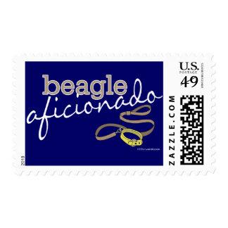Beagle Aficionado Postage Stamps
