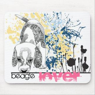 Beagle Alfombrilla De Raton
