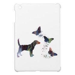 Case Savvy iPad Mini Glossy Finish Case with Beagle Phone Cases design
