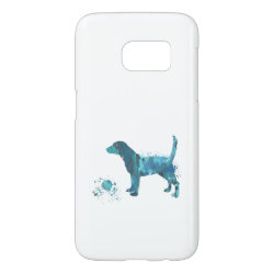 Case-Mate Barely There Samsung Galaxy S7 Case with Beagle Phone Cases design