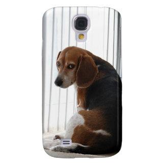 beagle attitude galaxy s4 cover