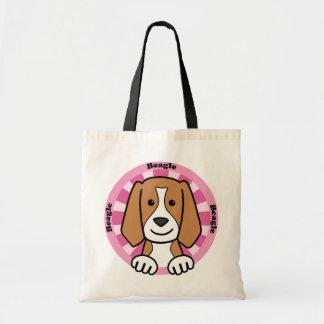 Beagle Bolsa Tela Barata