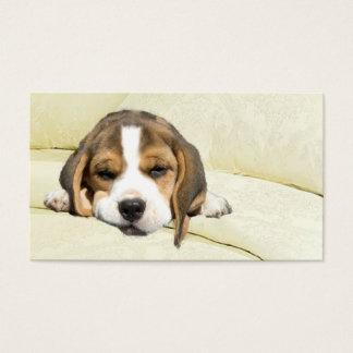 Beagle Breeder Business Card