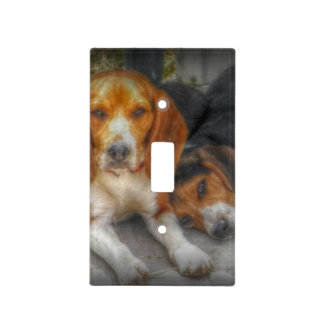Beagle Brothers Light Switch Plate