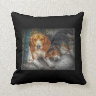 Beagle Brothers Pillows